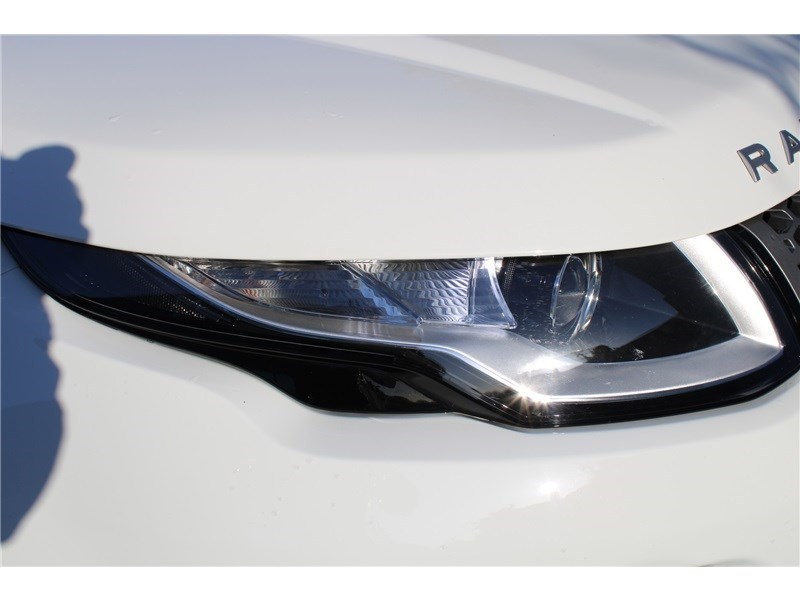 Land rover Range Rover Evoque ED4 150 BVM Business Blanc occasion à LABEGE CEDEX - photo n°5