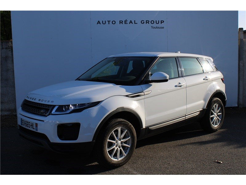Land rover Range Rover Evoque ED4 150 BVM Business Blanc occasion à LABEGE CEDEX