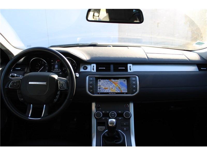 Land rover Range Rover Evoque ED4 150 BVM Business Blanc occasion à LABEGE CEDEX - photo n°17