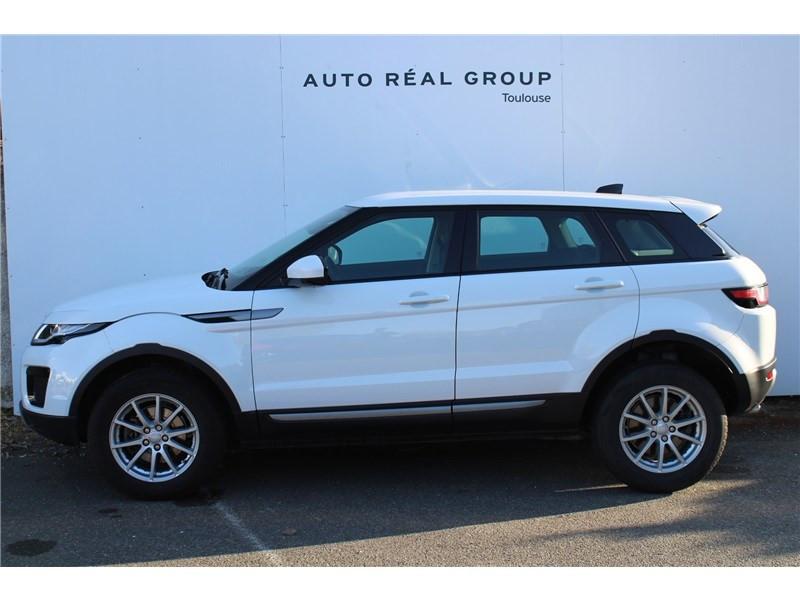 Land rover Range Rover Evoque ED4 150 BVM Business Blanc occasion à LABEGE CEDEX - photo n°2