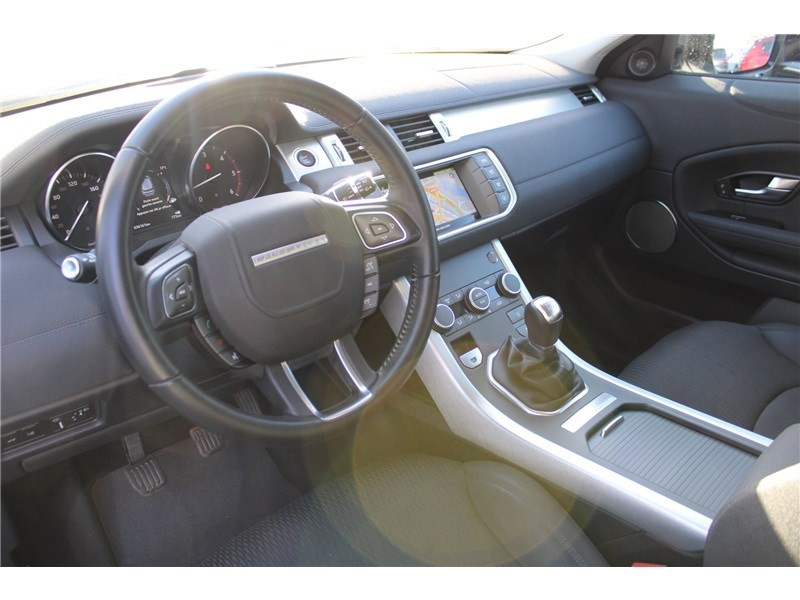 Land rover Range Rover Evoque ED4 150 BVM Business Blanc occasion à LABEGE CEDEX - photo n°15