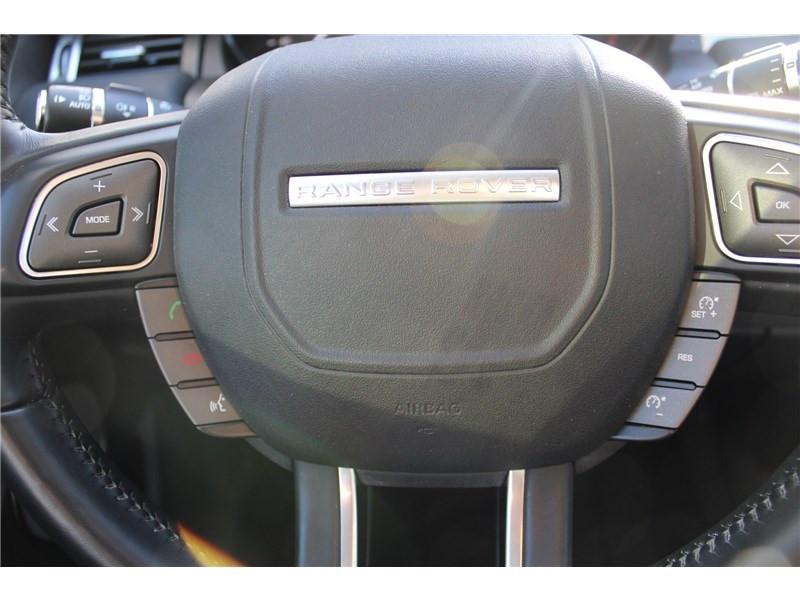 Land rover Range Rover Evoque ED4 150 BVM Business Blanc occasion à LABEGE CEDEX - photo n°19