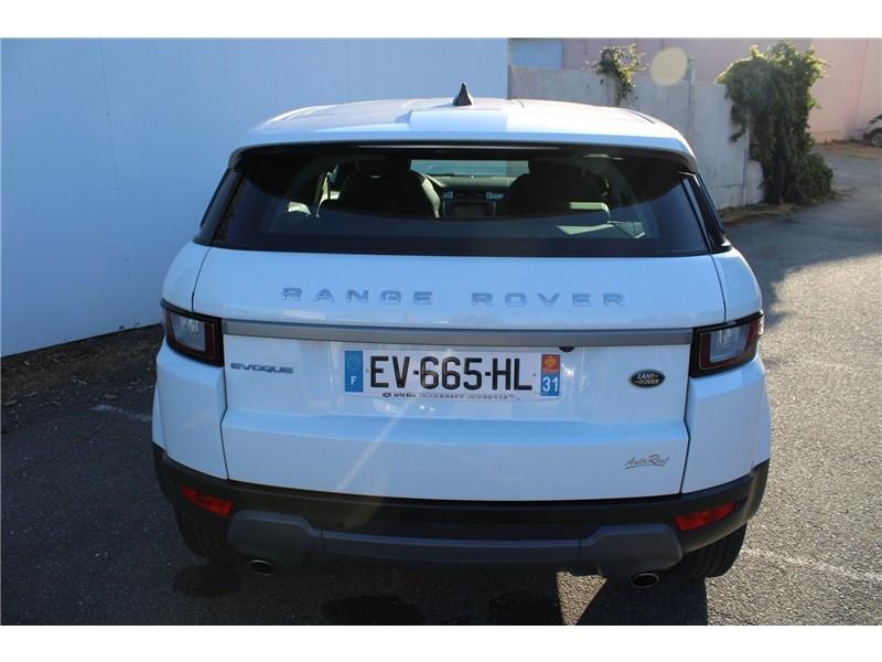 Land rover Range Rover Evoque ED4 150 BVM Business Blanc occasion à LABEGE CEDEX - photo n°10