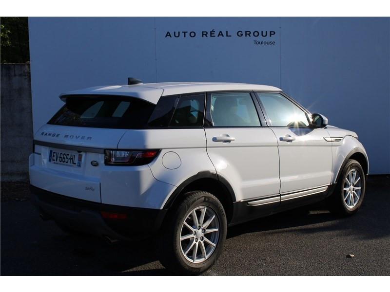 Land rover Range Rover Evoque ED4 150 BVM Business Blanc occasion à LABEGE CEDEX - photo n°3