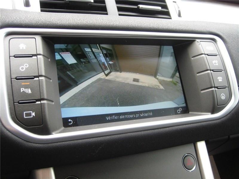 Land rover Range Rover Evoque ED4 150 BVM Business Blanc occasion à St Jean du Falga - photo n°17