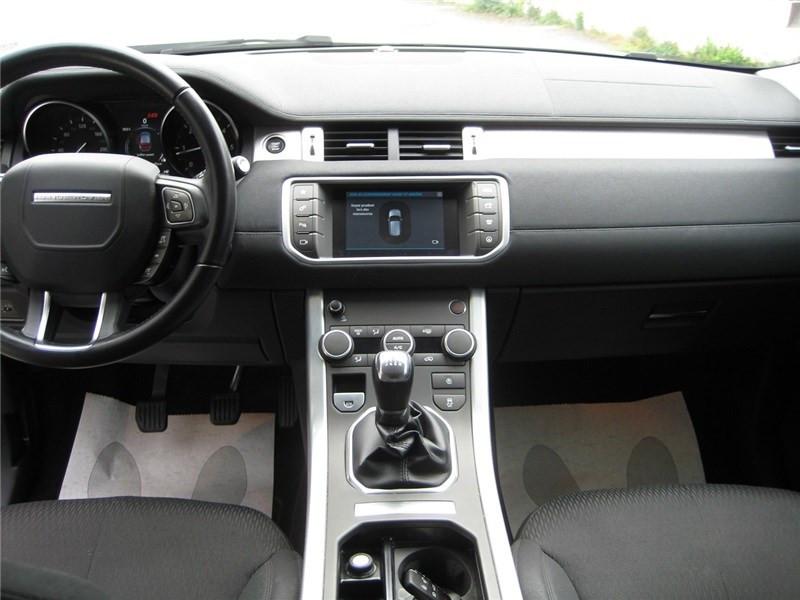 Land rover Range Rover Evoque ED4 150 BVM Business Blanc occasion à St Jean du Falga - photo n°12