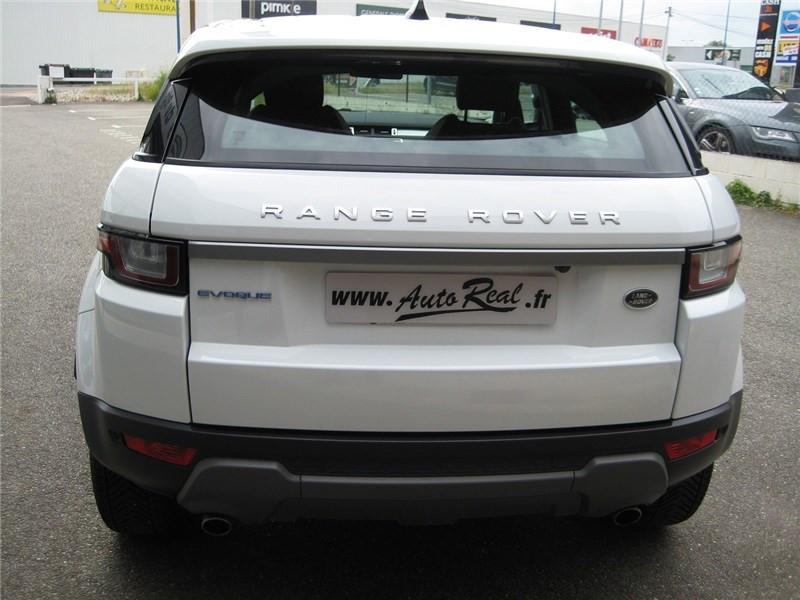 Land rover Range Rover Evoque ED4 150 BVM Business Blanc occasion à St Jean du Falga - photo n°6