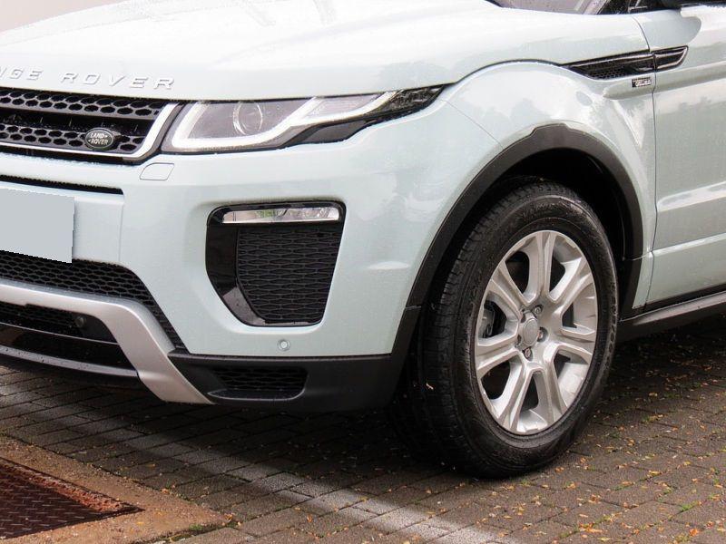 Land rover Range Rover Evoque ED4 150 Bleu occasion à Beaupuy - photo n°7
