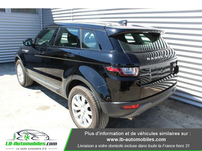 Land rover Range Rover Evoque Evoque 2.0 Noir occasion à Beaupuy - photo n°3