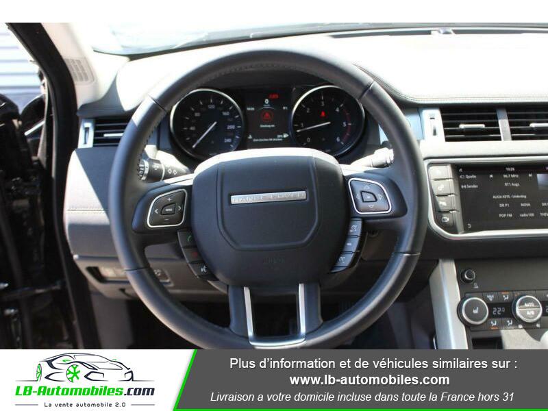 Land rover Range Rover Evoque Evoque 2.0 Noir occasion à Beaupuy - photo n°9