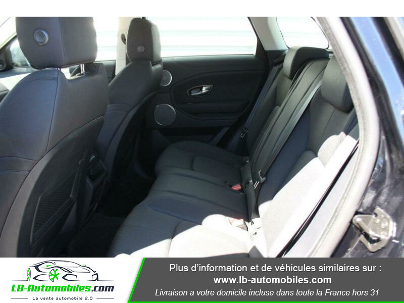Land rover Range Rover Evoque Evoque 2.0 Noir occasion à Beaupuy - photo n°12