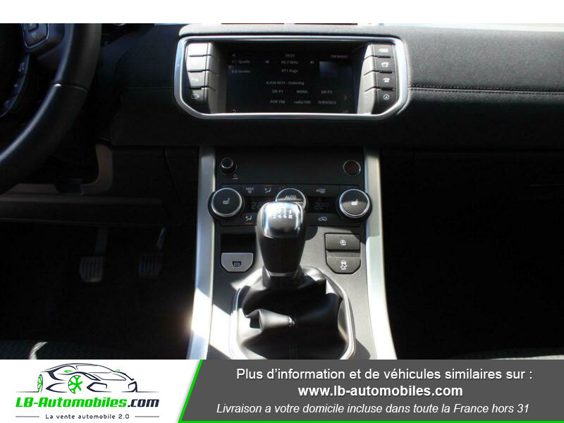 Land rover Range Rover Evoque Evoque 2.0 Noir occasion à Beaupuy - photo n°11