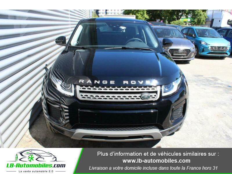 Land rover Range Rover Evoque Evoque 2.0 Noir occasion à Beaupuy - photo n°4