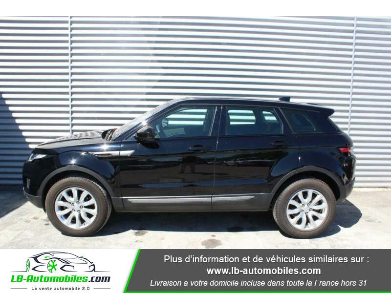 Land rover Range Rover Evoque Evoque 2.0 Noir occasion à Beaupuy - photo n°5