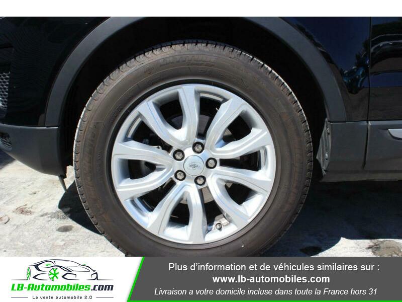 Land rover Range Rover Evoque Evoque 2.0 Noir occasion à Beaupuy - photo n°7