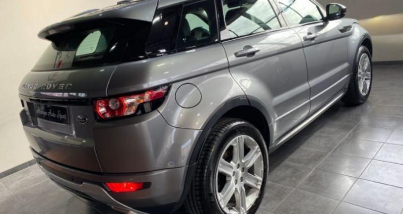 Land rover Range Rover Evoque EVOQUE 2.2 ED4 150CH FAP S/S DYNAMIC 2WD Gris occasion à COURNON D'AUVERGNE - photo n°3