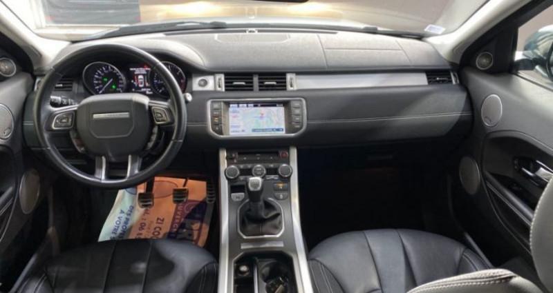 Land rover Range Rover Evoque EVOQUE 2.2 ED4 150CH FAP S/S DYNAMIC 2WD Gris occasion à COURNON D'AUVERGNE - photo n°7