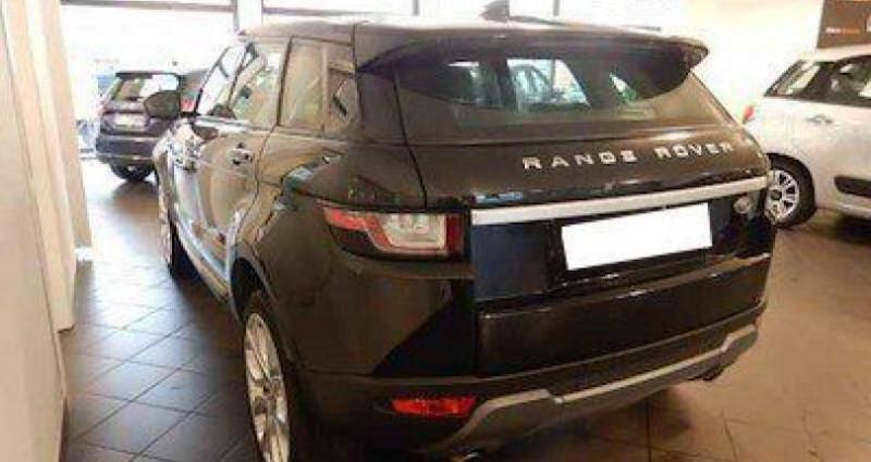 Land rover Range Rover Evoque EVOQUE TD4 180 HSE BVA Noir occasion à CHANAS - photo n°2