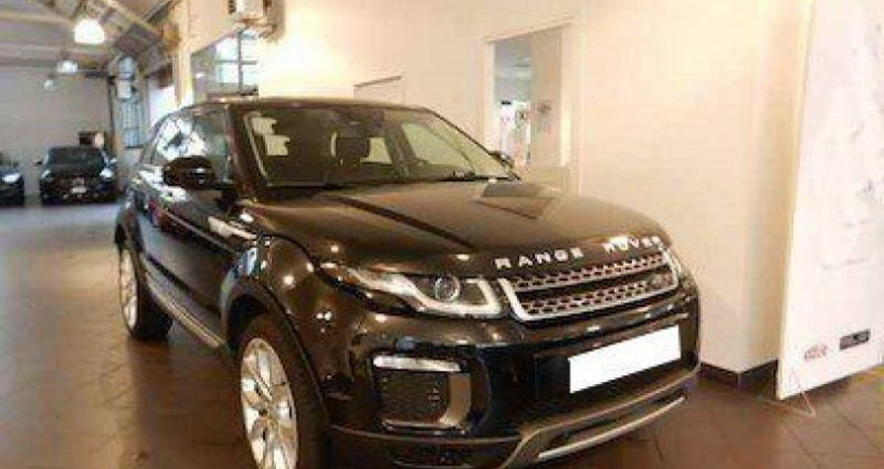 Land rover Range Rover Evoque EVOQUE TD4 180 HSE BVA Noir occasion à CHANAS