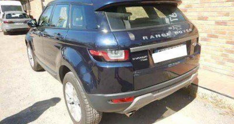 Land rover Range Rover Evoque EVOQUE TD4 180 SE Bleu occasion à CHANAS - photo n°2