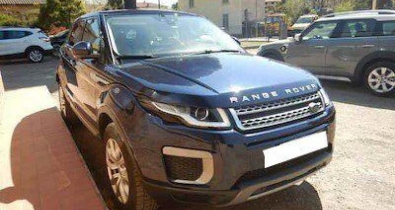Land rover Range Rover Evoque EVOQUE TD4 180 SE Bleu occasion à CHANAS