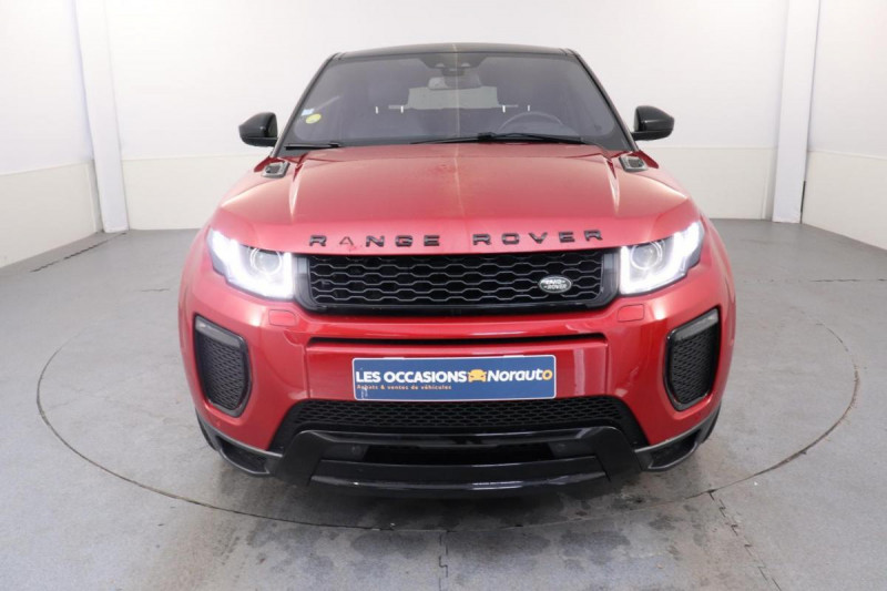 Land rover Range Rover Evoque MARK I Rouge occasion à Aubagne - photo n°2