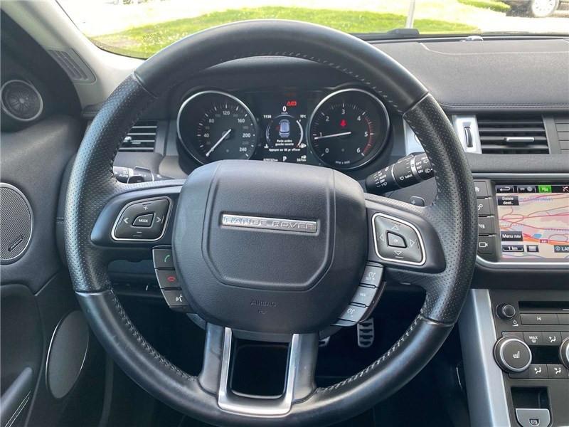 Land rover Range Rover Evoque MARK III TD4 180 HSE Dynamic A Gris occasion à LABEGE CEDEX - photo n°13