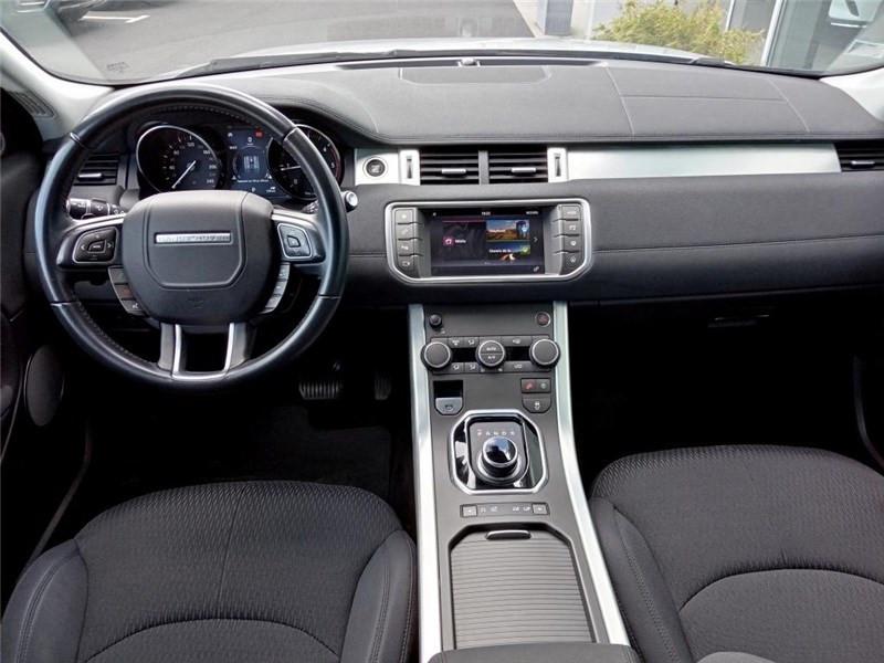 Land rover Range Rover Evoque MARK VI TD4 150 BVA Pure Gris occasion à PERPIGNAN - photo n°10