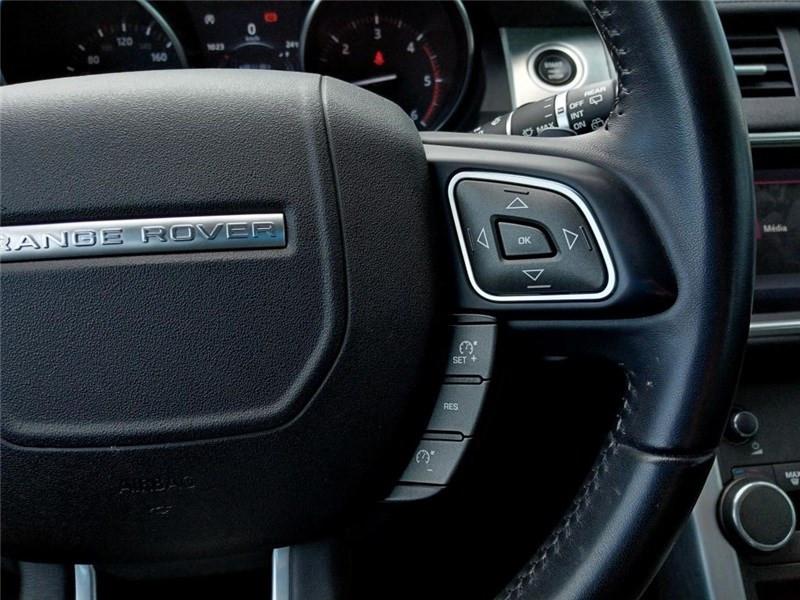 Land rover Range Rover Evoque MARK VI TD4 150 BVA Pure Gris occasion à PERPIGNAN - photo n°14