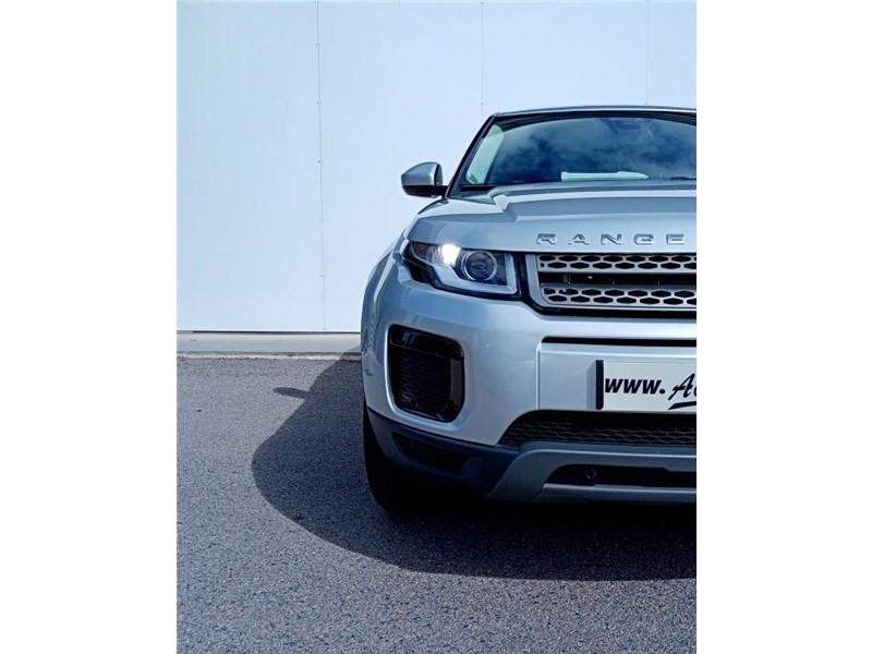 Land rover Range Rover Evoque MARK VI TD4 150 BVA Pure Gris occasion à PERPIGNAN - photo n°4