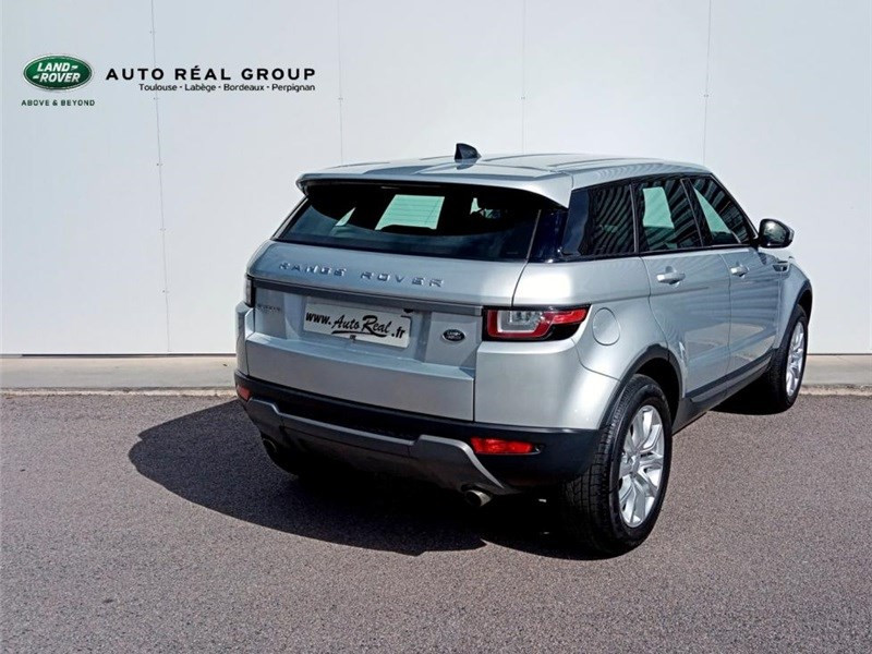 Land rover Range Rover Evoque MARK VI TD4 150 BVA Pure Gris occasion à PERPIGNAN - photo n°5