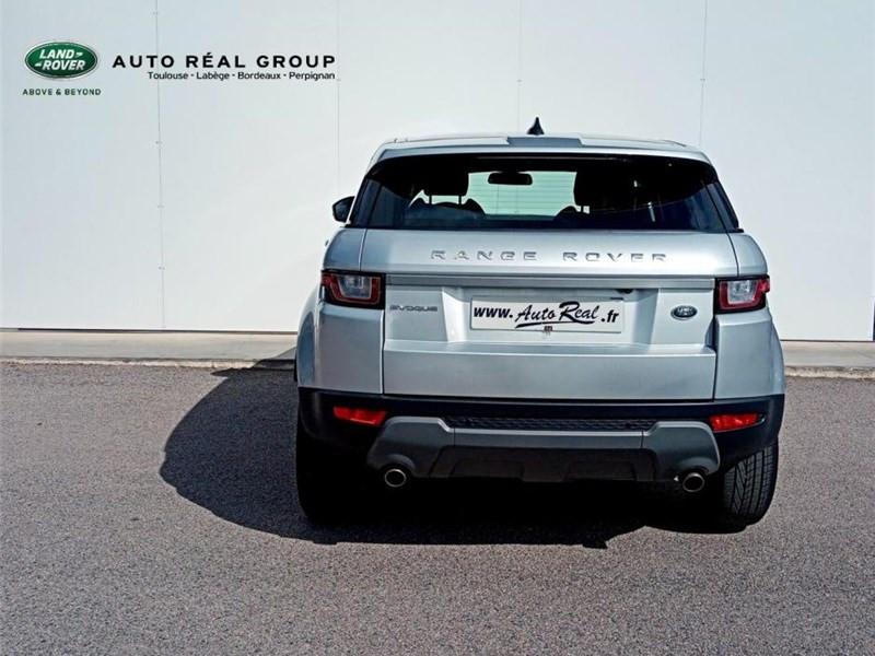 Land rover Range Rover Evoque MARK VI TD4 150 BVA Pure Gris occasion à PERPIGNAN - photo n°7