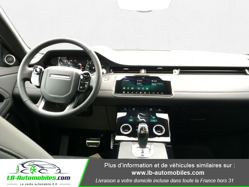 Land rover Range Rover Evoque P300e PHEV AWD BVA9 Gris occasion à Beaupuy - photo n°2