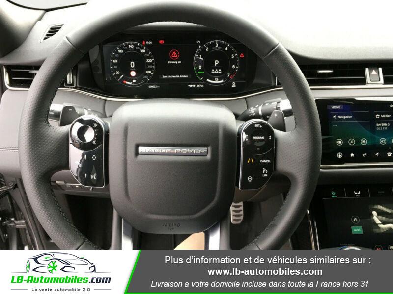 Land rover Range Rover Evoque P300e PHEV AWD BVA9 Gris occasion à Beaupuy - photo n°6