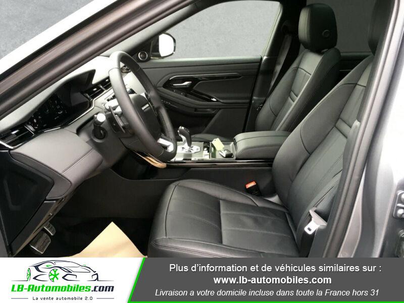 Land rover Range Rover Evoque P300e PHEV AWD BVA9 Gris occasion à Beaupuy - photo n°4