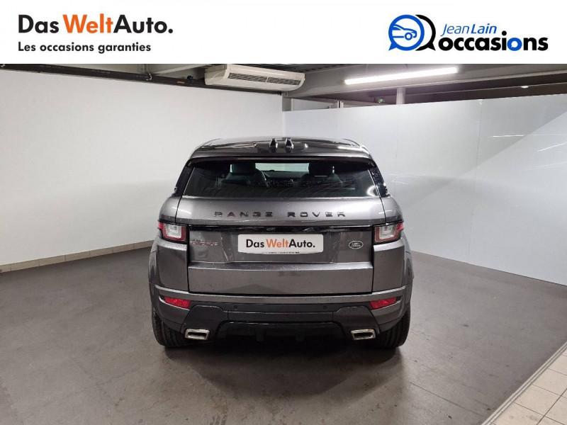Land rover Range Rover Evoque Range Rover Evoque TD4 180 BVM Landmark Edition 5p Gris occasion à Annemasse - photo n°6