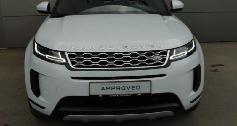 Land rover Range Rover Evoque SE P250 Blanc occasion à Luxembourg - photo n°7
