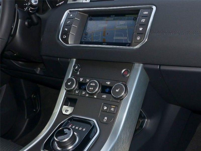 Land rover Range Rover Evoque Si4 240 Noir occasion à Beaupuy - photo n°5
