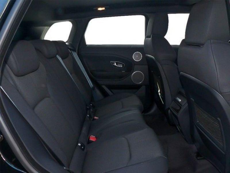 Land rover Range Rover Evoque Si4 240 Noir occasion à Beaupuy - photo n°7