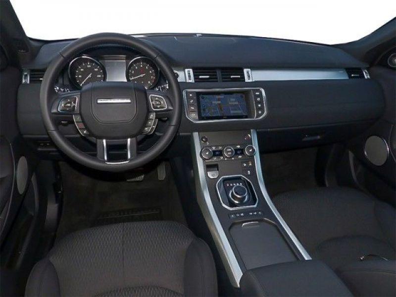 Land rover Range Rover Evoque Si4 240 Noir occasion à Beaupuy - photo n°2