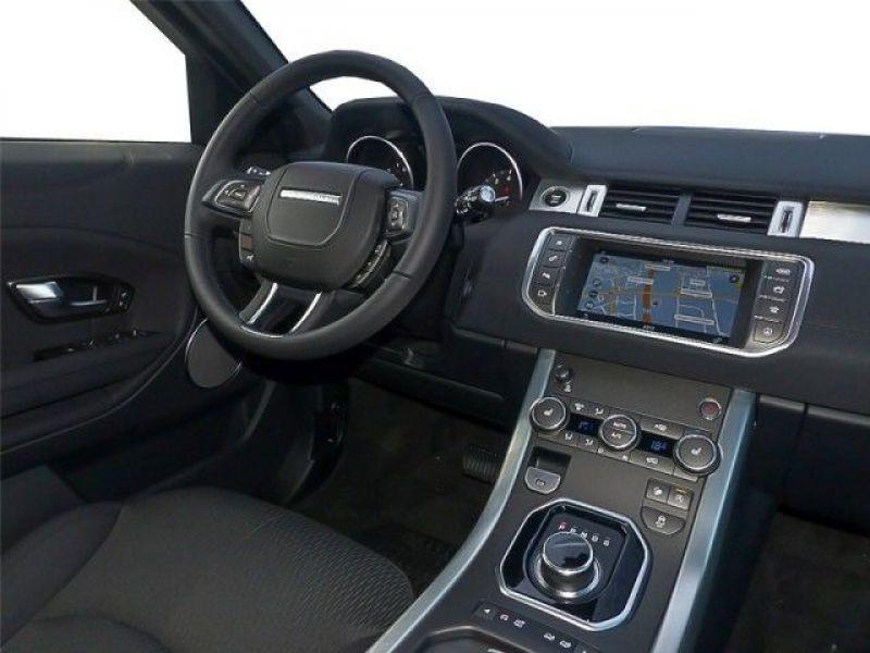 Land rover Range Rover Evoque Si4 240 Noir occasion à Beaupuy - photo n°6