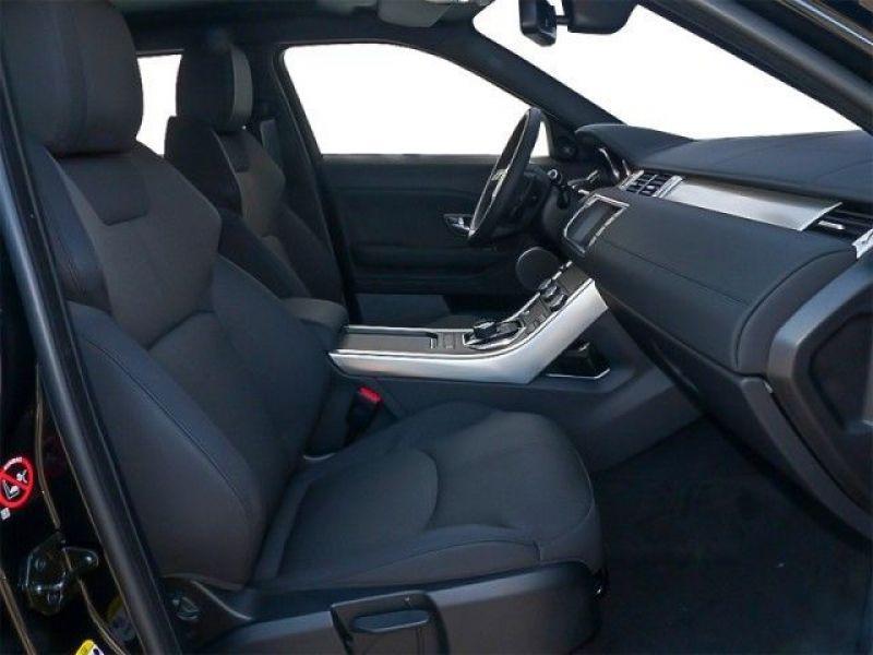 Land rover Range Rover Evoque Si4 240 Noir occasion à Beaupuy - photo n°4