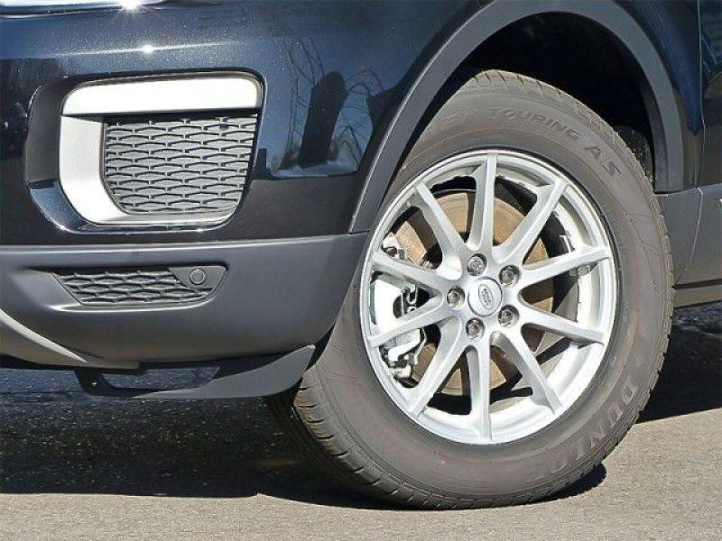 Land rover Range Rover Evoque Si4 240 Noir occasion à Beaupuy - photo n°9