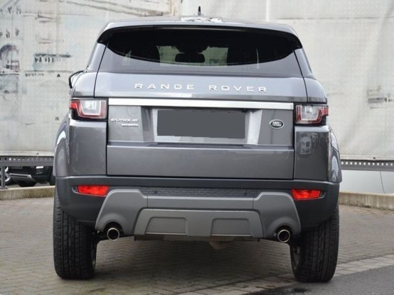 Land rover Range Rover Evoque TD4 150 Gris occasion à Beaupuy - photo n°7