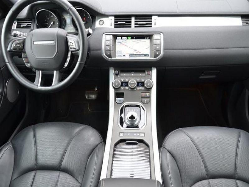 Land rover Range Rover Evoque TD4 150 Gris occasion à Beaupuy - photo n°4