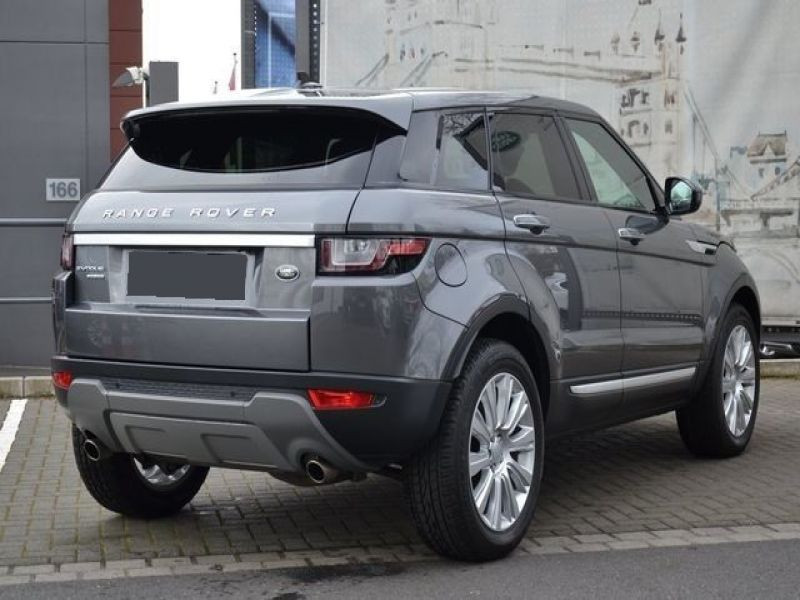 Land rover Range Rover Evoque TD4 150 Gris occasion à Beaupuy - photo n°3