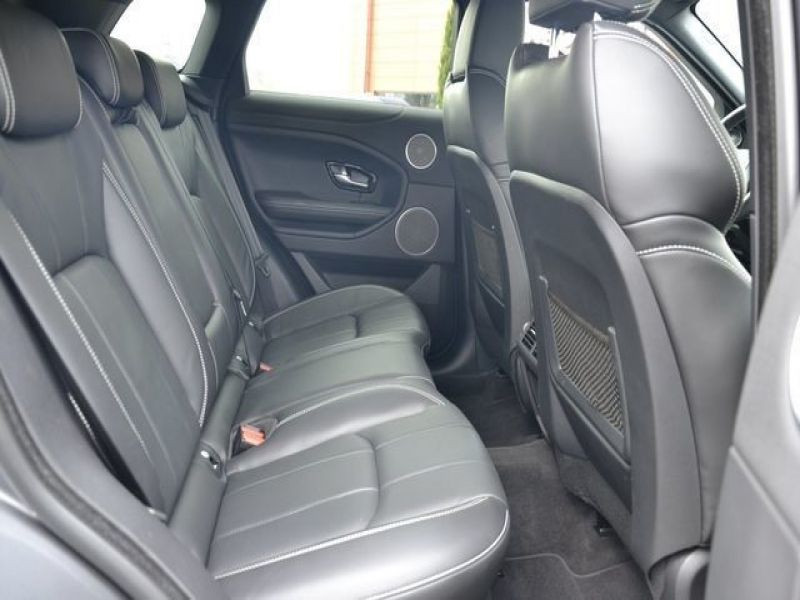Land rover Range Rover Evoque TD4 150 Gris occasion à Beaupuy - photo n°5