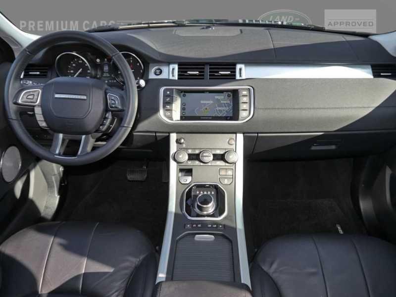 Land rover Range Rover Evoque TD4 150 Bleu occasion à Beaupuy - photo n°2