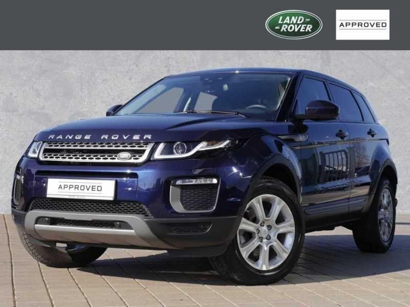 Land rover Range Rover Evoque TD4 150 Bleu occasion à Beaupuy