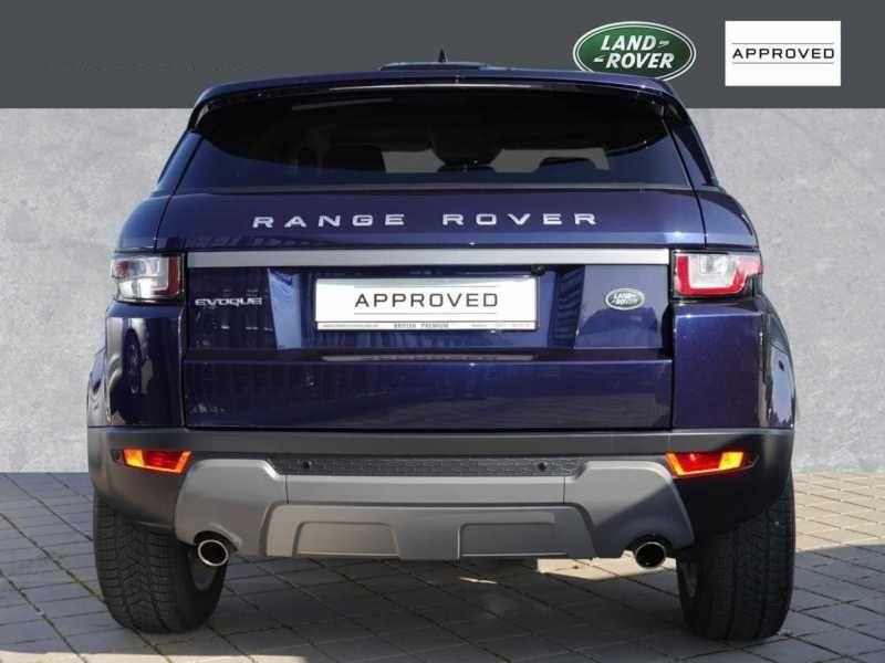 Land rover Range Rover Evoque TD4 150 Bleu occasion à Beaupuy - photo n°8
